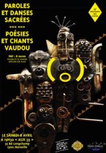 Poesis et chants vaudou