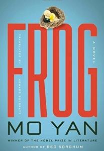 Frog by Mo Yan