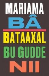 Mariama Bâ Bataaxal bu gudde nii